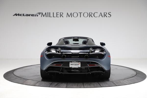 New 2021 McLaren 720S Spider for sale $351,450 at Bentley Greenwich in Greenwich CT 06830 5