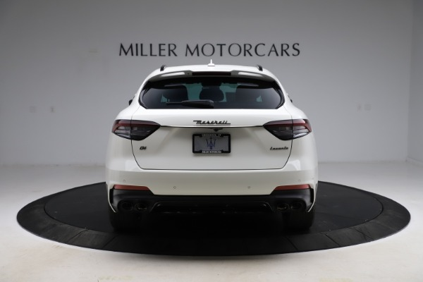 New 2021 Maserati Levante Q4 GranSport for sale $95,835 at Bentley Greenwich in Greenwich CT 06830 10