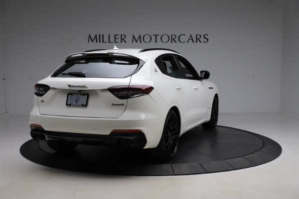 New 2021 Maserati Levante Q4 GranSport for sale $95,835 at Bentley Greenwich in Greenwich CT 06830 11