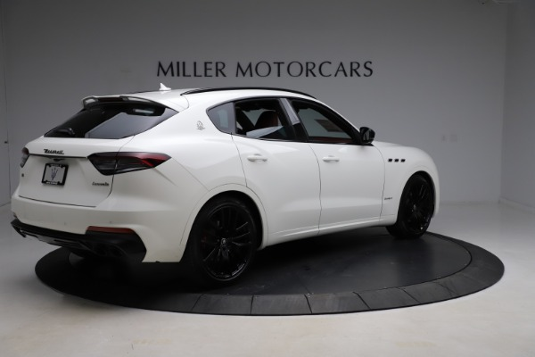 New 2021 Maserati Levante Q4 GranSport for sale $95,835 at Bentley Greenwich in Greenwich CT 06830 12