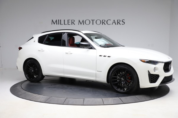 New 2021 Maserati Levante Q4 GranSport for sale $95,835 at Bentley Greenwich in Greenwich CT 06830 14