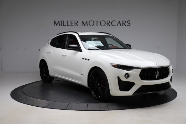 New 2021 Maserati Levante Q4 GranSport for sale $95,835 at Bentley Greenwich in Greenwich CT 06830 15