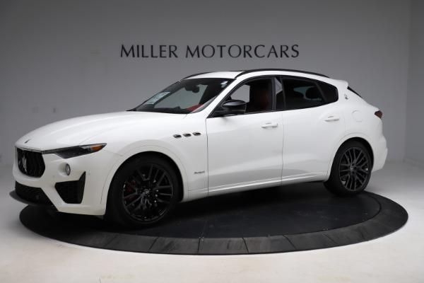 New 2021 Maserati Levante Q4 GranSport for sale $95,835 at Bentley Greenwich in Greenwich CT 06830 2