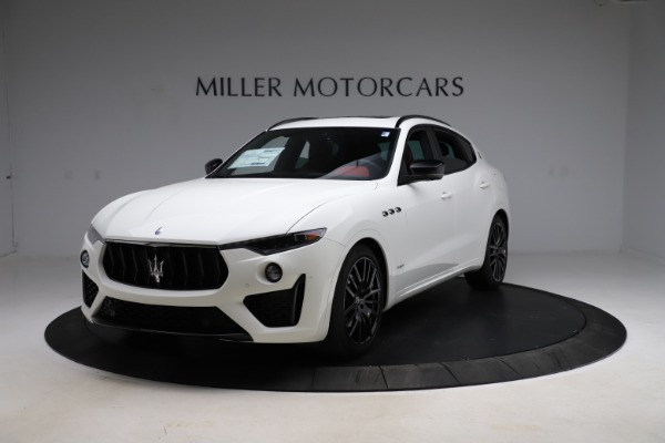New 2021 Maserati Levante Q4 GranSport for sale $95,835 at Bentley Greenwich in Greenwich CT 06830 5