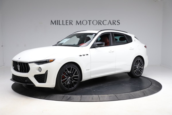 New 2021 Maserati Levante Q4 GranSport for sale $95,835 at Bentley Greenwich in Greenwich CT 06830 6