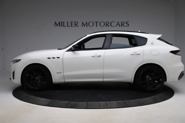 New 2021 Maserati Levante Q4 GranSport for sale $95,835 at Bentley Greenwich in Greenwich CT 06830 7