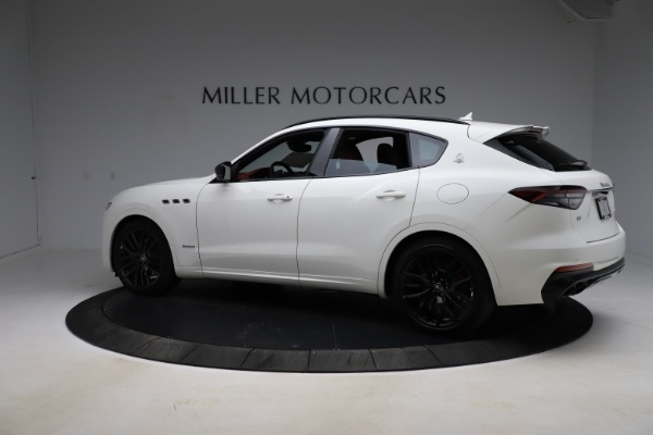 New 2021 Maserati Levante Q4 GranSport for sale $95,835 at Bentley Greenwich in Greenwich CT 06830 8