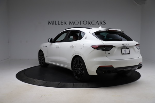 New 2021 Maserati Levante Q4 GranSport for sale $95,835 at Bentley Greenwich in Greenwich CT 06830 9