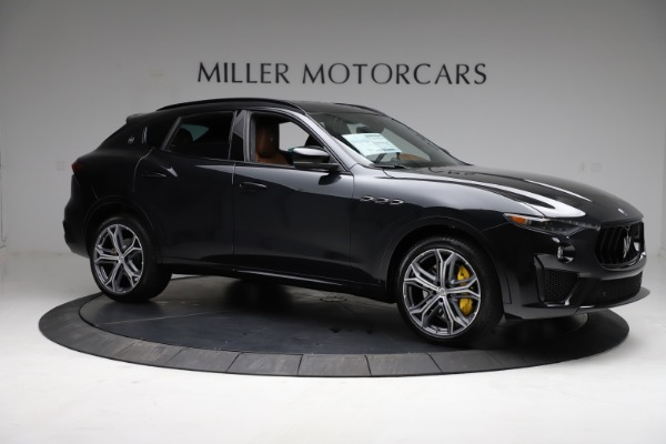 New 2021 Maserati Levante GTS for sale $139,585 at Bentley Greenwich in Greenwich CT 06830 10