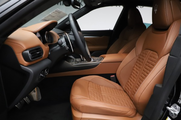 New 2021 Maserati Levante GTS for sale $139,585 at Bentley Greenwich in Greenwich CT 06830 13