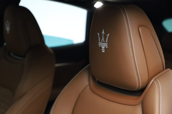 New 2021 Maserati Levante GTS for sale $139,585 at Bentley Greenwich in Greenwich CT 06830 14