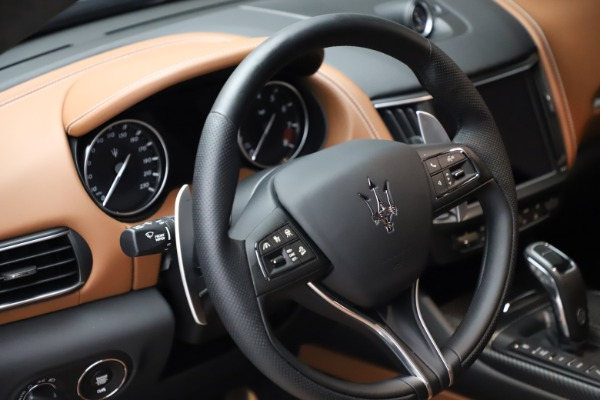 New 2021 Maserati Levante GTS for sale $139,585 at Bentley Greenwich in Greenwich CT 06830 18