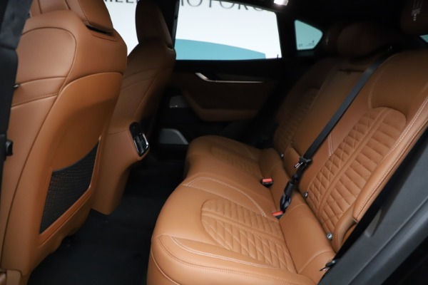 New 2021 Maserati Levante GTS for sale $139,585 at Bentley Greenwich in Greenwich CT 06830 23