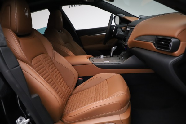 New 2021 Maserati Levante GTS for sale $139,585 at Bentley Greenwich in Greenwich CT 06830 26