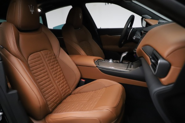 New 2021 Maserati Levante GTS for sale $139,585 at Bentley Greenwich in Greenwich CT 06830 27