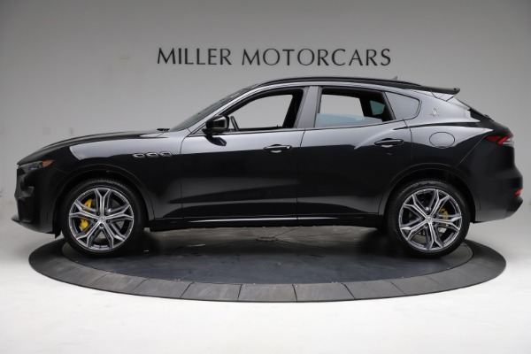 New 2021 Maserati Levante GTS for sale $139,585 at Bentley Greenwich in Greenwich CT 06830 3