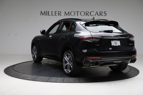 New 2021 Maserati Levante GTS for sale $139,585 at Bentley Greenwich in Greenwich CT 06830 5