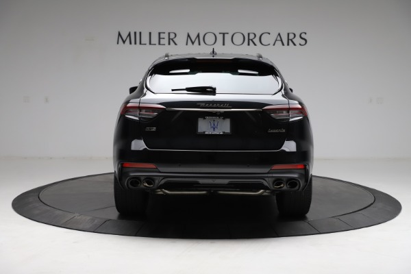 New 2021 Maserati Levante GTS for sale $139,585 at Bentley Greenwich in Greenwich CT 06830 6