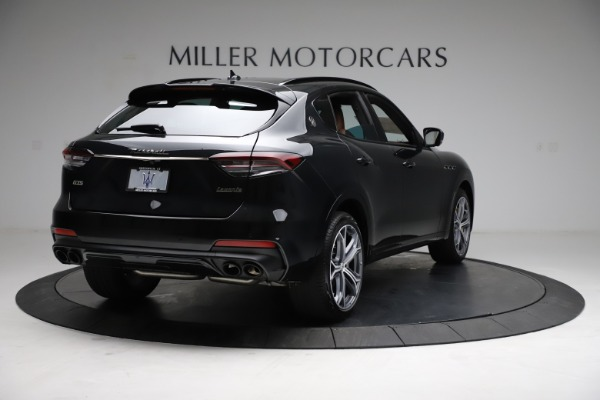 New 2021 Maserati Levante GTS for sale $139,585 at Bentley Greenwich in Greenwich CT 06830 7