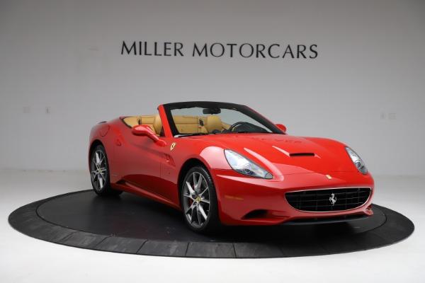 Used 2010 Ferrari California for sale $114,900 at Bentley Greenwich in Greenwich CT 06830 11