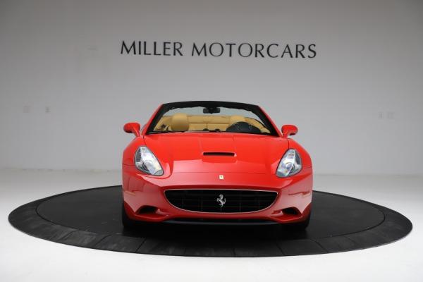 Used 2010 Ferrari California for sale $114,900 at Bentley Greenwich in Greenwich CT 06830 12