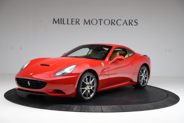 Used 2010 Ferrari California for sale $114,900 at Bentley Greenwich in Greenwich CT 06830 13