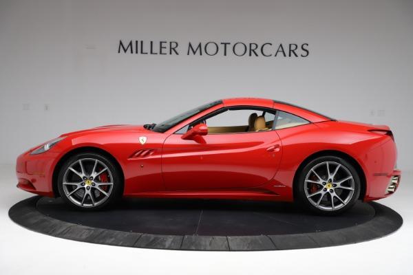 Used 2010 Ferrari California for sale $114,900 at Bentley Greenwich in Greenwich CT 06830 14
