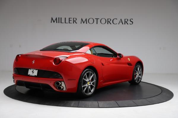 Used 2010 Ferrari California for sale $114,900 at Bentley Greenwich in Greenwich CT 06830 16