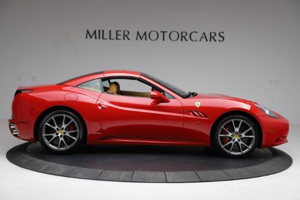 Used 2010 Ferrari California for sale $114,900 at Bentley Greenwich in Greenwich CT 06830 17