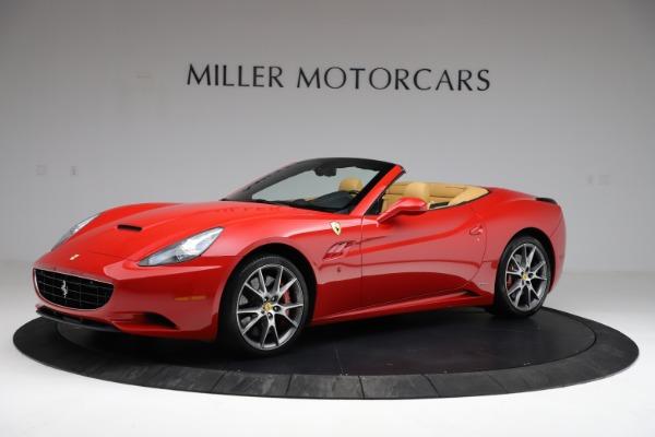 Used 2010 Ferrari California for sale $114,900 at Bentley Greenwich in Greenwich CT 06830 2