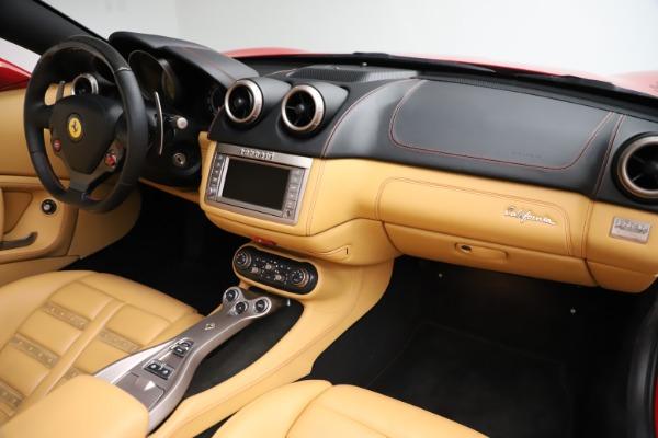 Used 2010 Ferrari California for sale $114,900 at Bentley Greenwich in Greenwich CT 06830 24