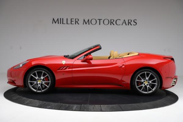 Used 2010 Ferrari California for sale $114,900 at Bentley Greenwich in Greenwich CT 06830 3