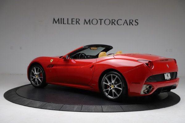 Used 2010 Ferrari California for sale $114,900 at Bentley Greenwich in Greenwich CT 06830 4