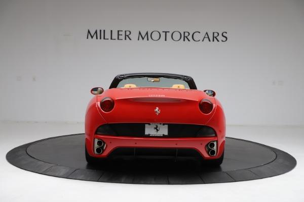 Used 2010 Ferrari California for sale $114,900 at Bentley Greenwich in Greenwich CT 06830 6