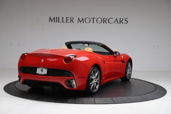 Used 2010 Ferrari California for sale $114,900 at Bentley Greenwich in Greenwich CT 06830 7
