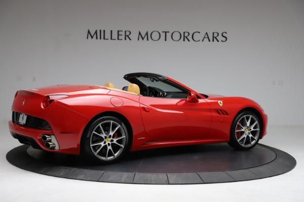 Used 2010 Ferrari California for sale $114,900 at Bentley Greenwich in Greenwich CT 06830 8