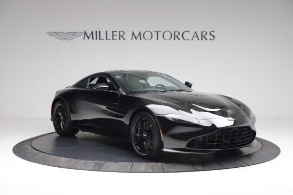 New 2021 Aston Martin Vantage for sale Sold at Bentley Greenwich in Greenwich CT 06830 10