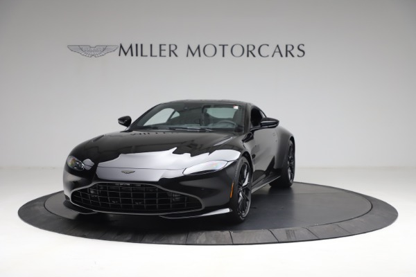New 2021 Aston Martin Vantage for sale Sold at Bentley Greenwich in Greenwich CT 06830 12