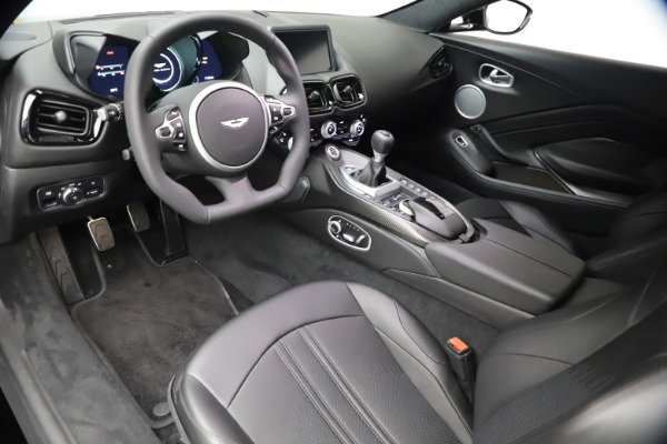 New 2021 Aston Martin Vantage for sale Sold at Bentley Greenwich in Greenwich CT 06830 13