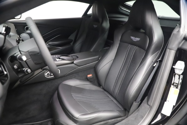 New 2021 Aston Martin Vantage for sale Sold at Bentley Greenwich in Greenwich CT 06830 15