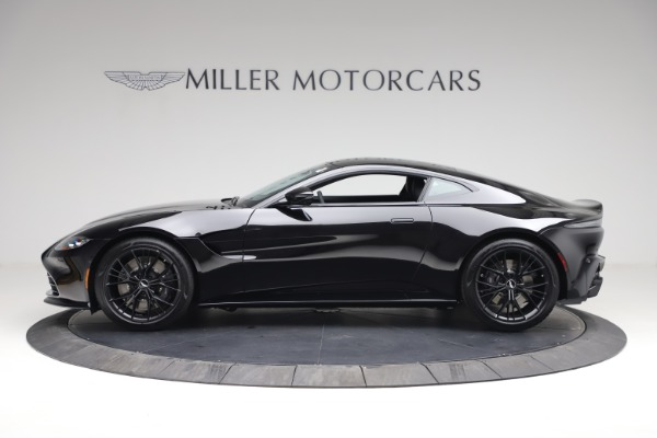 New 2021 Aston Martin Vantage for sale Sold at Bentley Greenwich in Greenwich CT 06830 2