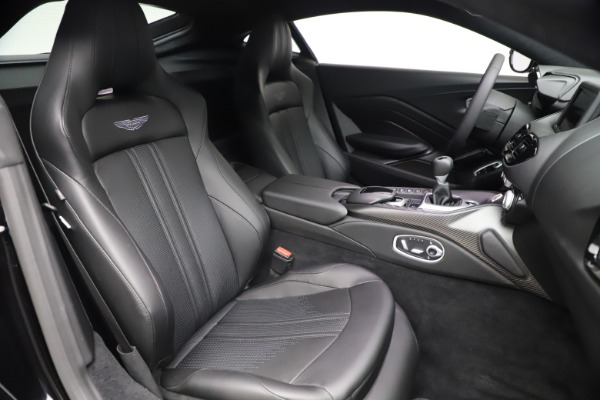 New 2021 Aston Martin Vantage for sale Sold at Bentley Greenwich in Greenwich CT 06830 21