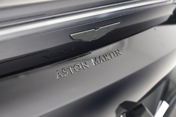 New 2021 Aston Martin Vantage for sale Sold at Bentley Greenwich in Greenwich CT 06830 26