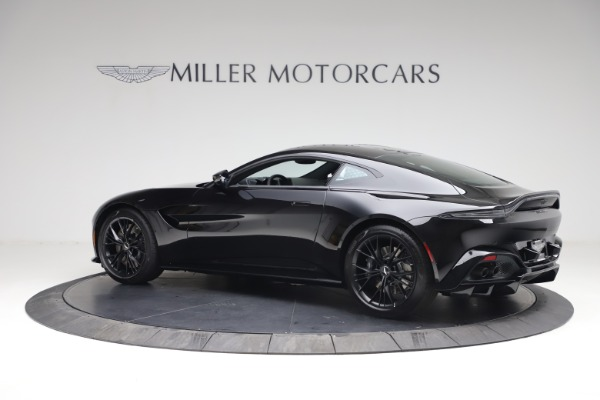 New 2021 Aston Martin Vantage for sale Sold at Bentley Greenwich in Greenwich CT 06830 3