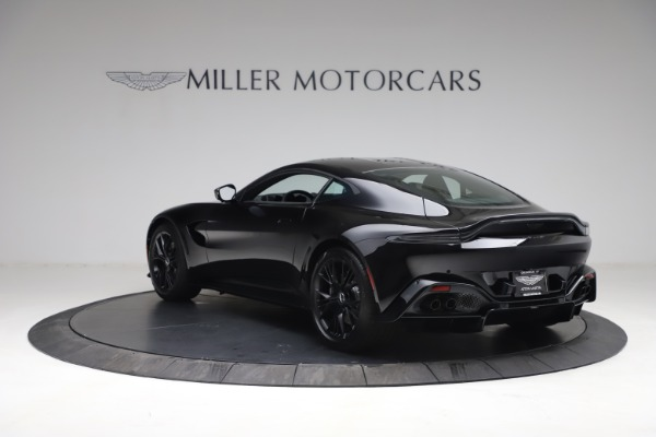 New 2021 Aston Martin Vantage for sale Sold at Bentley Greenwich in Greenwich CT 06830 4
