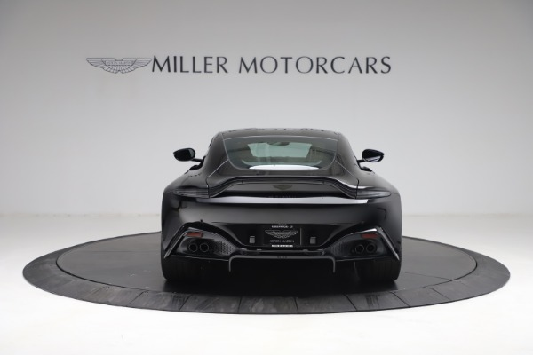New 2021 Aston Martin Vantage for sale Sold at Bentley Greenwich in Greenwich CT 06830 5