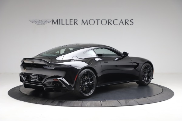 New 2021 Aston Martin Vantage for sale Sold at Bentley Greenwich in Greenwich CT 06830 7