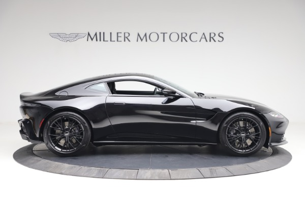 New 2021 Aston Martin Vantage for sale Sold at Bentley Greenwich in Greenwich CT 06830 8