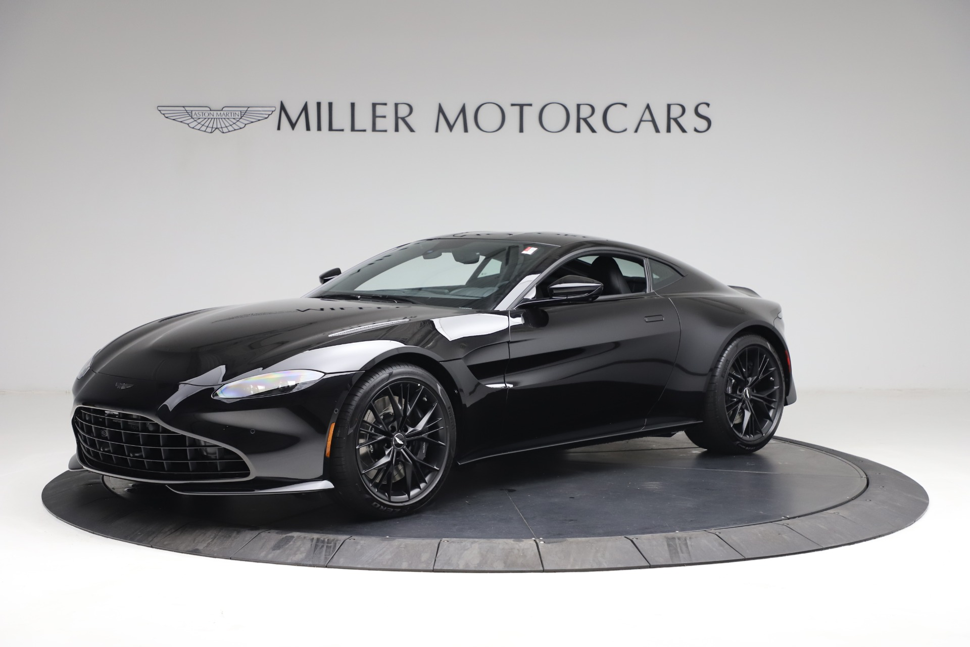 New 2021 Aston Martin Vantage for sale Sold at Bentley Greenwich in Greenwich CT 06830 1