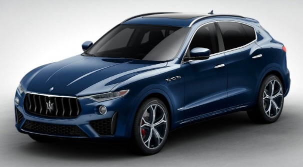 New 2021 Maserati Levante S Q4 GranSport for sale $104,835 at Bentley Greenwich in Greenwich CT 06830 1